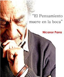 frases de Nicanor Parra