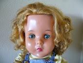 Boneca Xodó de 1966