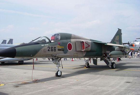 Mitsubishi F-1 Jepang