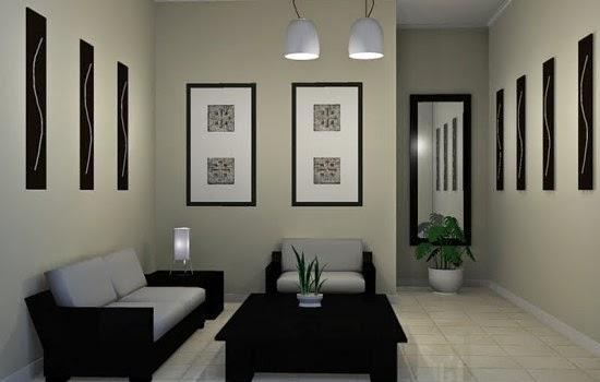 memilih hiasan ruang tamu minimalis yang tepat