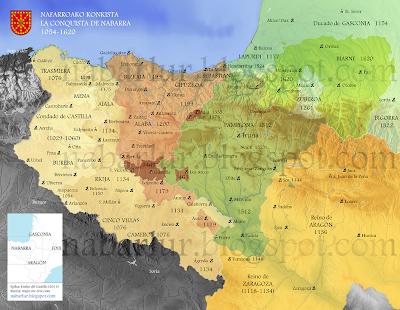 La conquista de Navarra