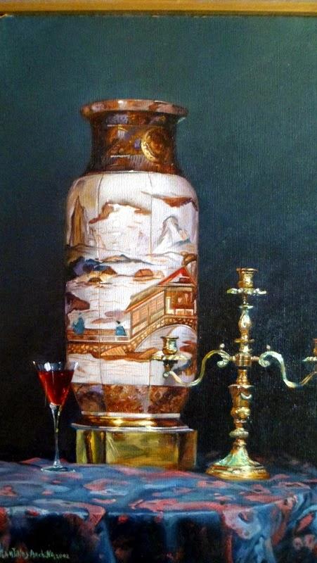 Antiguedades en cordoba argentina cuadros oleo naturaleza - Muebles antiguos cordoba ...