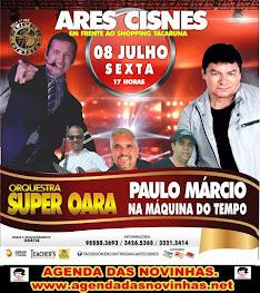 ARES CISNES - ORQUESTRA SUPER OARA.