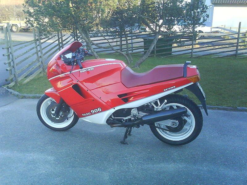 Ducati Paso 906 1989