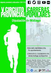 V CIRCUITO PROVINCIAL DE CARRERAS POPULARES