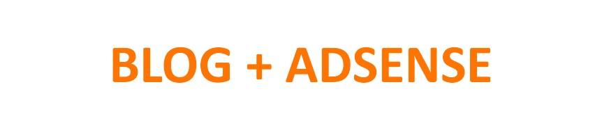 Contoh Blog AdSense