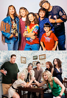 Imágenes actuales de los protagonistas de Roseanne