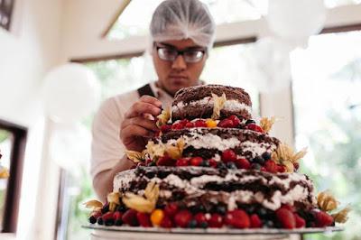bolo, doces, doceria
