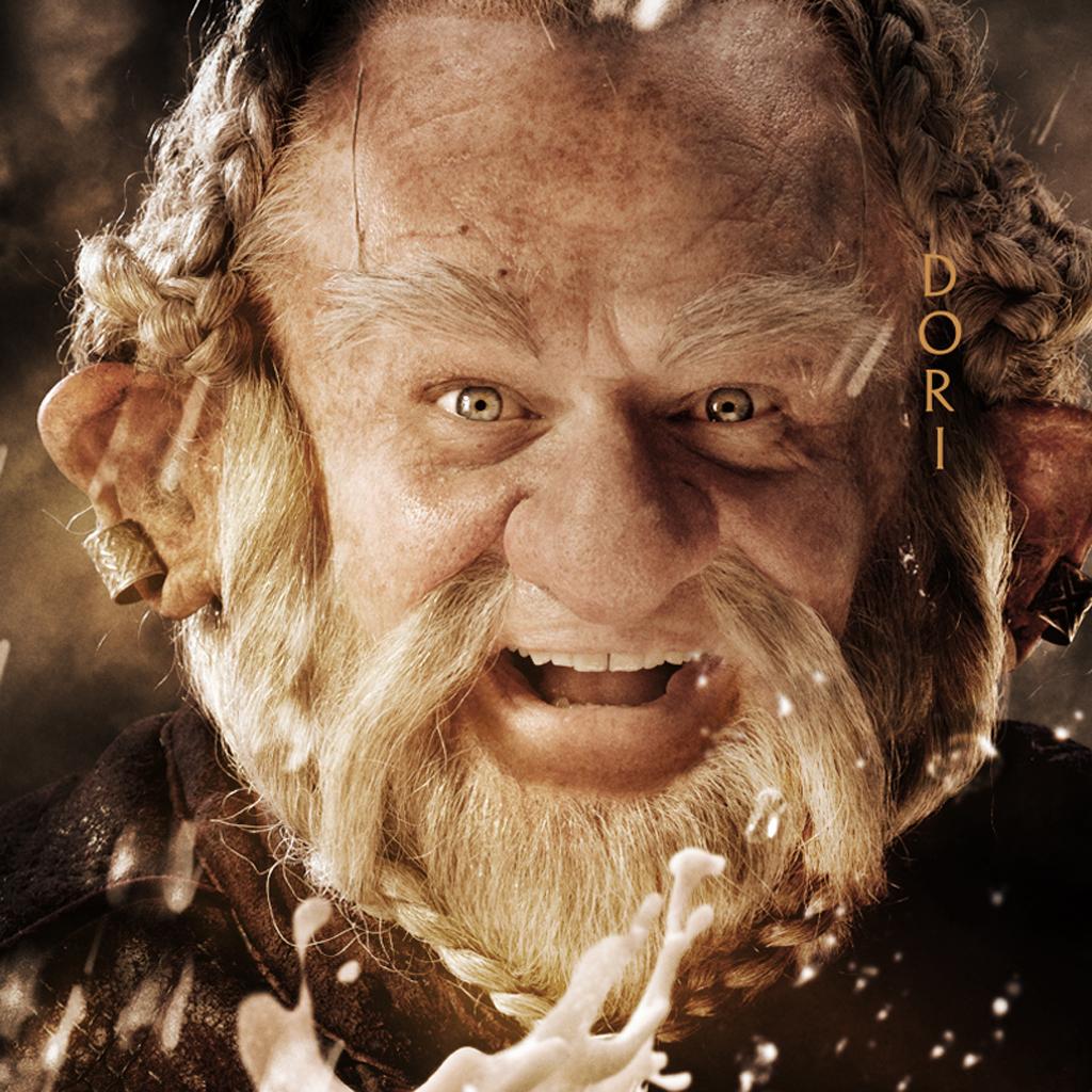 1024 x 1024 jpeg 924kB, IPad Wallpapers: Free Download The Hobbit: An