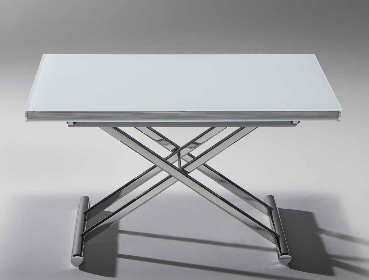 domus arredi genius il tavolino che diventa tavolo di