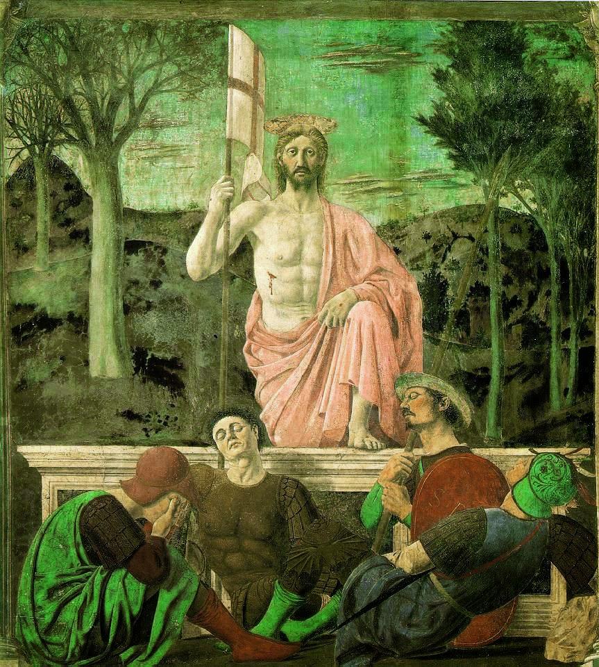Resultado  de imagen para la resurrección de cristo