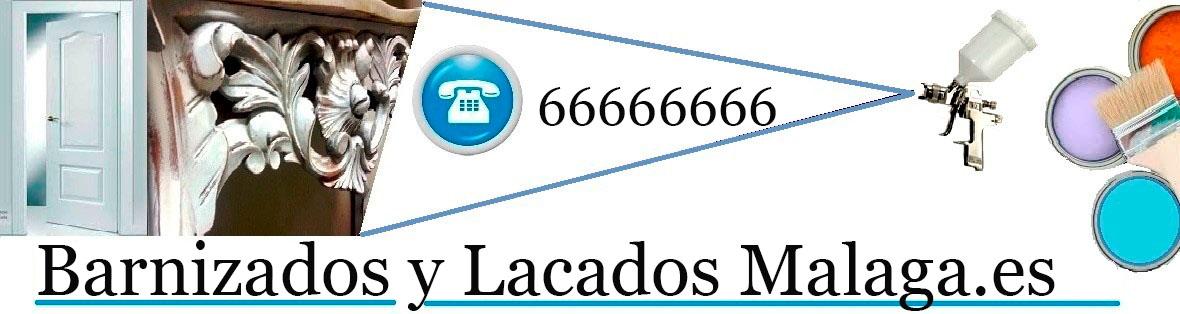 BARNIZADOS | LACADOS | RESTAURACION MUEBLES MALAGA