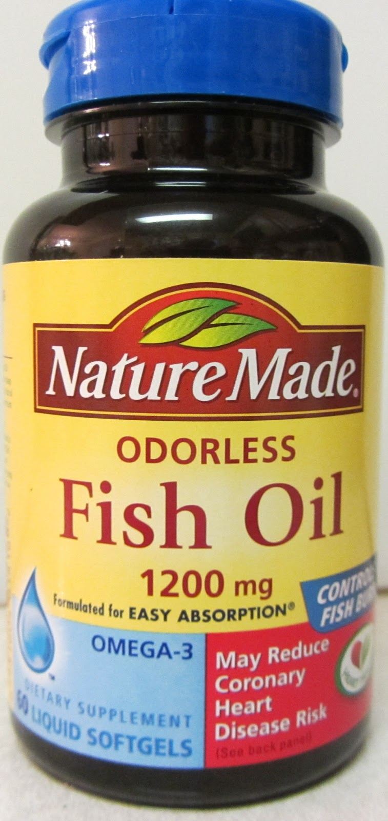 John tuohy 39 s me vs diabetes i take fish oil for my heart for Fish oil and diabetes