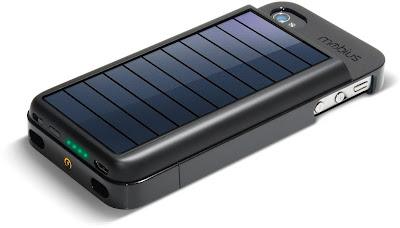 Cool and Innovative Solar Rechargers (15) 2