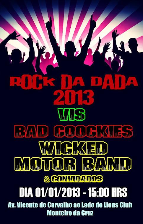 rock da dadá 2013