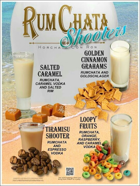 Rumchata Drink Recipes