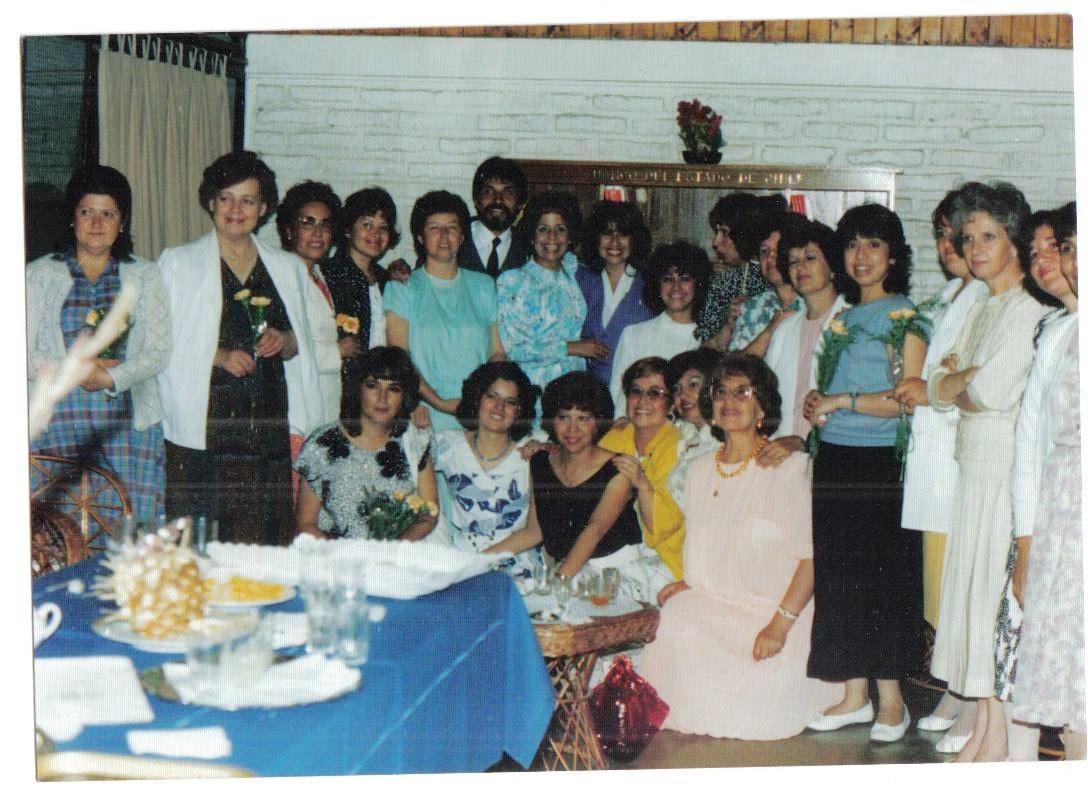 profesores '93