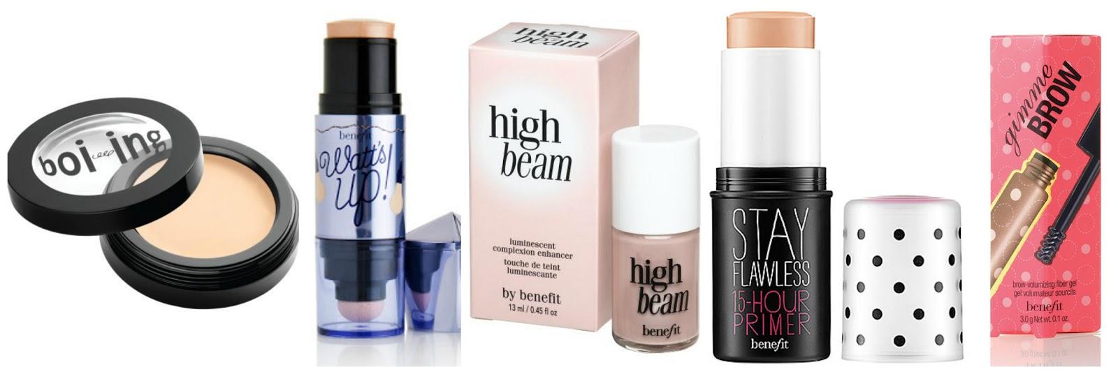 Benefit Cosmetics uk blog