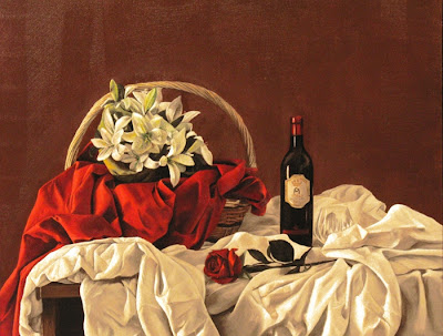 Gianluca Mantovani 1974   Italiano pintor realista