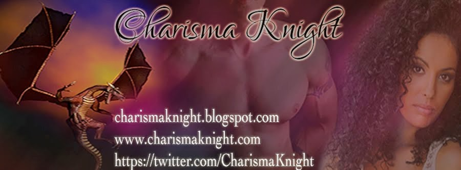 Charisma Knight Erotic Romance Author
