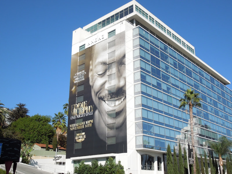Eddie Murphy One Night Only billboard