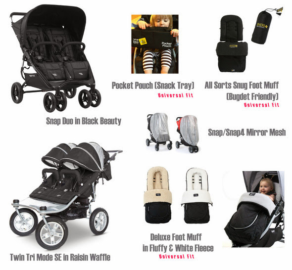 Valco Baby New 2014 Arrivals