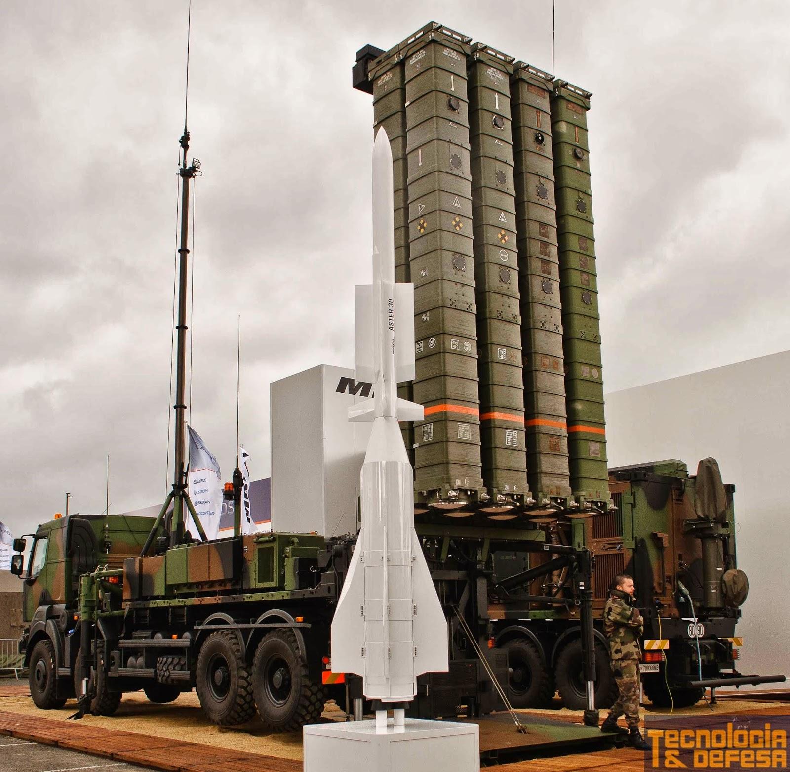 missile aster 70