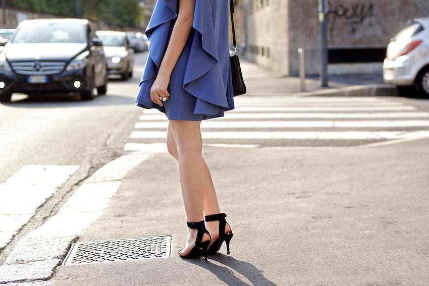 milano fashion week day 1 street style irene buffa outfit