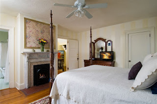 The Carolina Bed and Breakfast in Asheville North Carolina