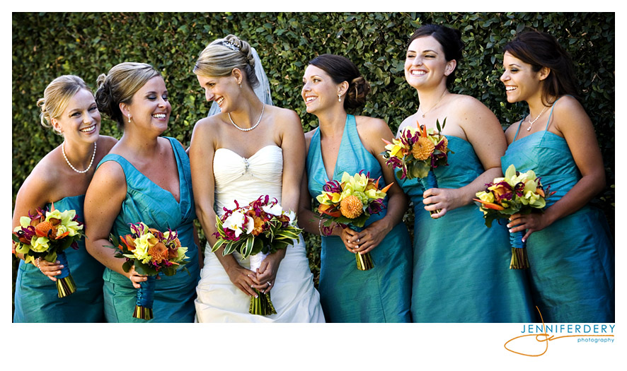 Wedding Wednesday 2011 Wedding Color Trends