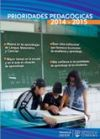 PRIORIDADES PEDAGÓGICAS 2014-2015