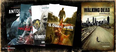 Novelas de zombies