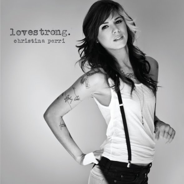 Just Cd Cover: Christina Perri: Lovestrong (Official album ...