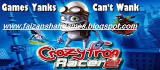 crazy frog racer 2 game online