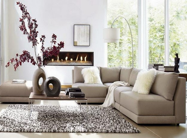 Ide Dekorasi Rumah Ruang Tamu Mungil Cantik Terbaru