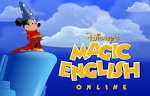 MAGIC ENGLISH on line