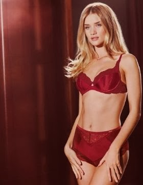Rosie Huntington-Whiteley Lingerie - Rosie for Autograph