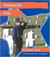 bookcover of Memorial Day by Helen Frost