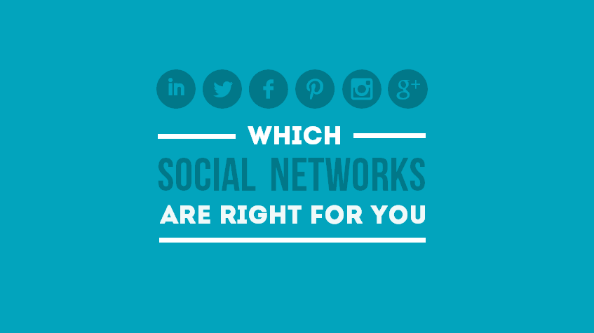 Which Social Media Platforms Are Right For Your Small Business?