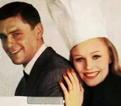 Propaganda machista da batedeira Kenwood Chef, veiculada nos Estados Unidos