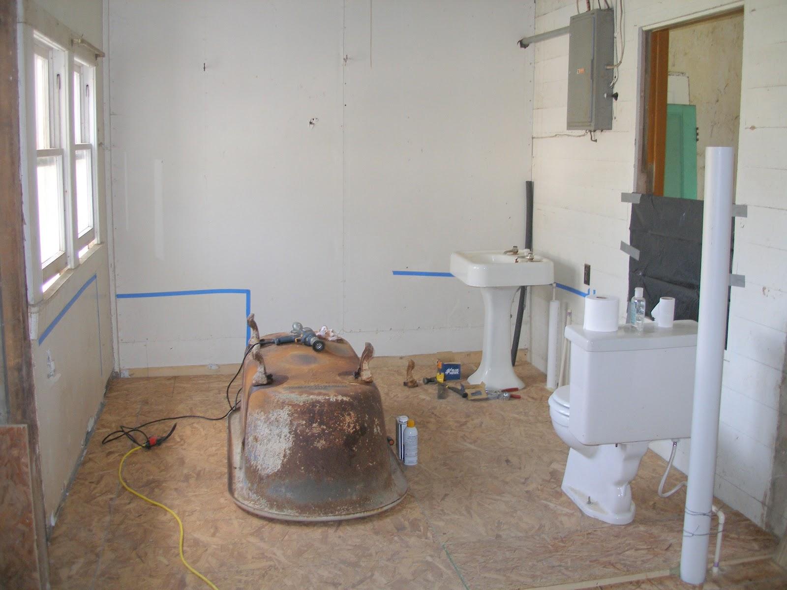 Reglazing A Toilet Bathroom
