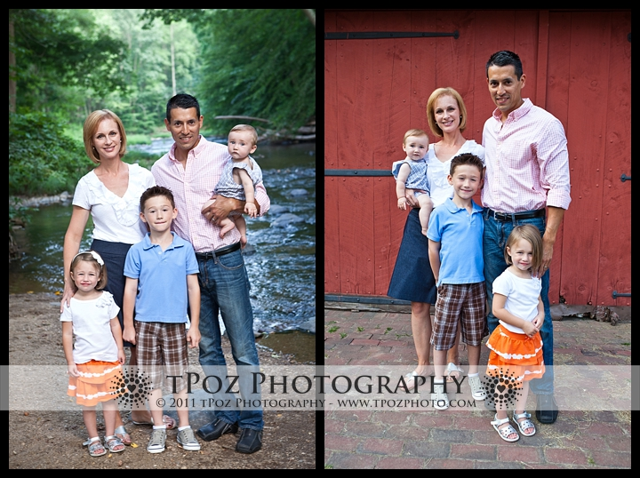 Baltimore Family Portrait Photography Jerusalem Mill