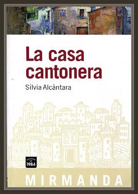 ROCAFORT-MURA-PINTURA-LIBROS-LLIBRES-EDICIONS 1984-LA CASA CANTONERA-PINTURA-ERNEST DESCALS