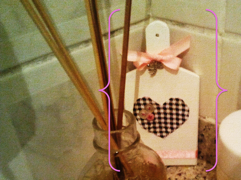 decoracao banheiro diy:Flavia's Things: DIY: enfeite para banheiro