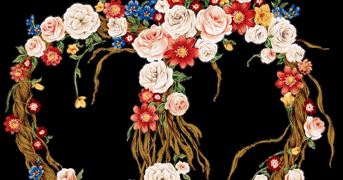 SYED IMRAN: Floral-Design PNG