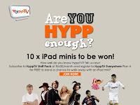 10 iPad Mini To Be Won With TM UniFi HyppTV