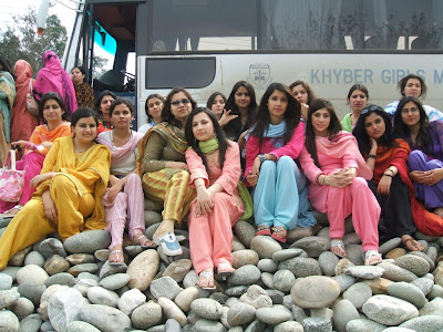 Beautiful Pakistani College Girls Trip Pictures Gallery3