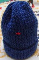 Gorro de trico