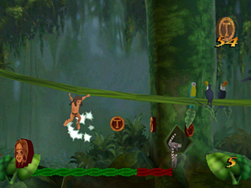 tarzan car game