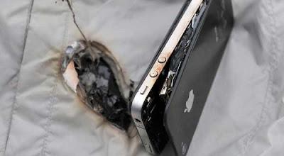 Faktor Penyebab iPhone Sering Meledak
